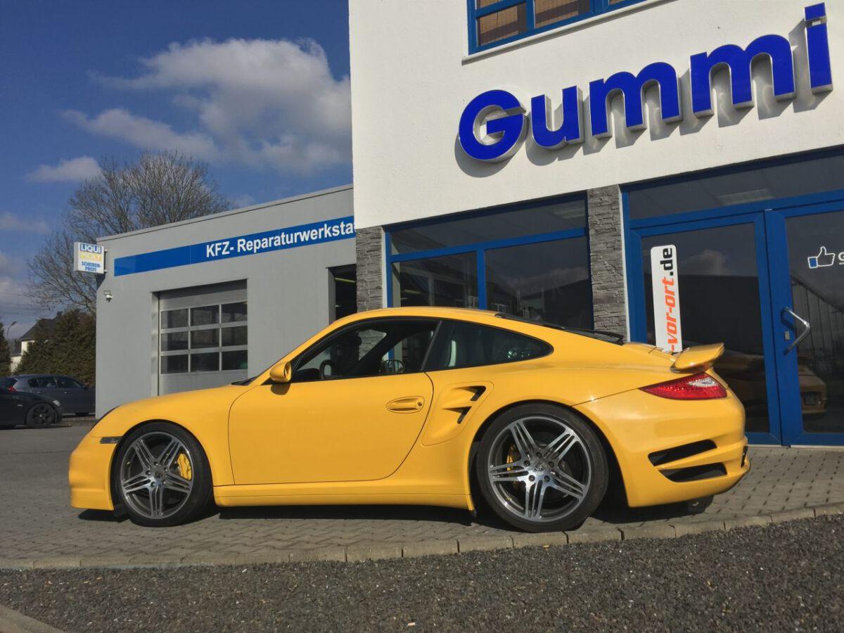 - Porsche 997 BiTurbo TechArt - Wassergekühlter Boxer BiTurbo Motor - 3.600ccm - 485KW/660PS - 345km/h - H&R Tieferlegung - Auspuff Sound Optimierung